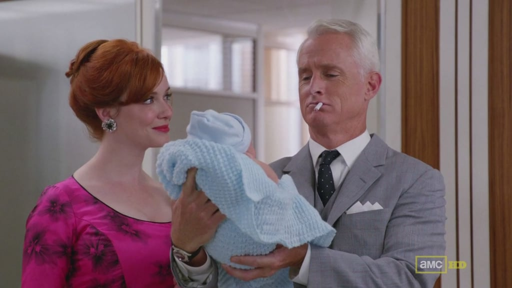 Joan Holloway Harris — Mad Men
