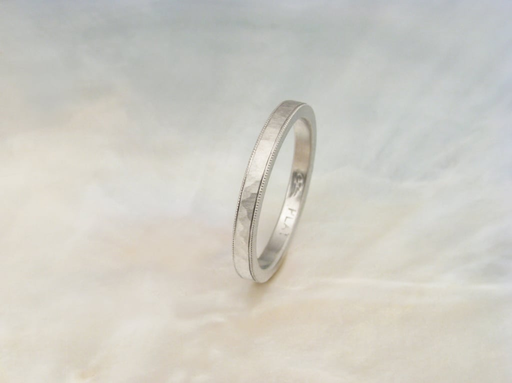 Best Wedding Bands From Etsy POPSUGAR Fashion