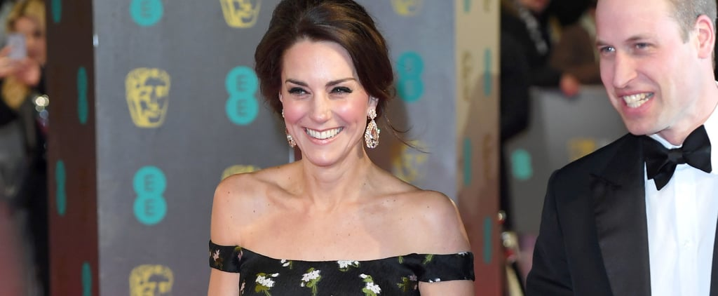 Kate Middleton's Dress at BAFTA Awards 2018
