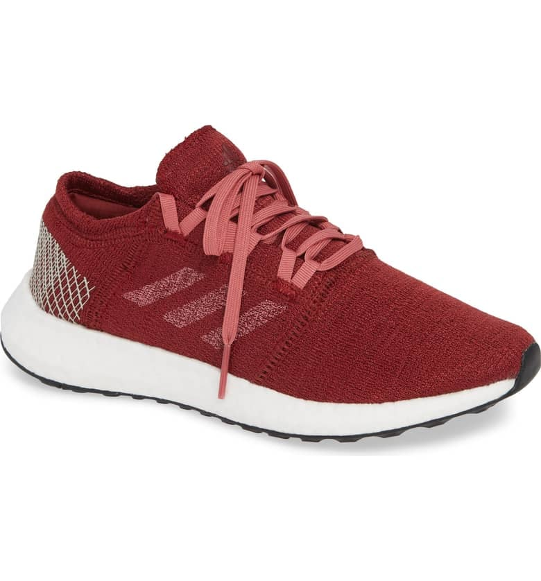 PureBoost X Element Knit Running Shoe