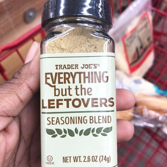 "Trader Joe's Sells ""Everything but the Leftovers"" Seasoning"