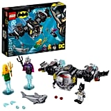 Lego Batman Batsub and the Underwater Clash