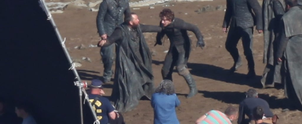 Major Warning: These Game of Thrones Set Pictures All But Show a Shocking Death