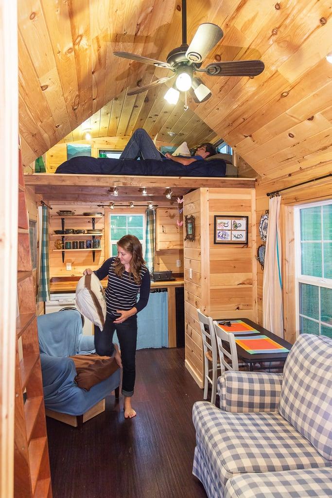 Best tiny homes of 2016 popsugar home australia for Tiny home companies