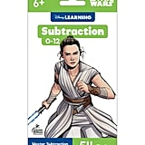 Disney Learning – Subtraction 0–12 Flash Cards, Star Wars, Ages 6+