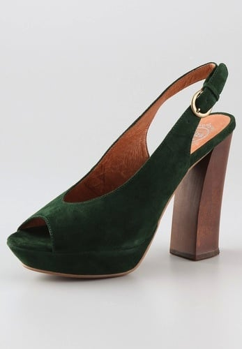 Jeffrey Campbell Friend Suede Platforms ($140)