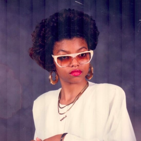 Taraji P. Henson Throwback Yearbook Photo