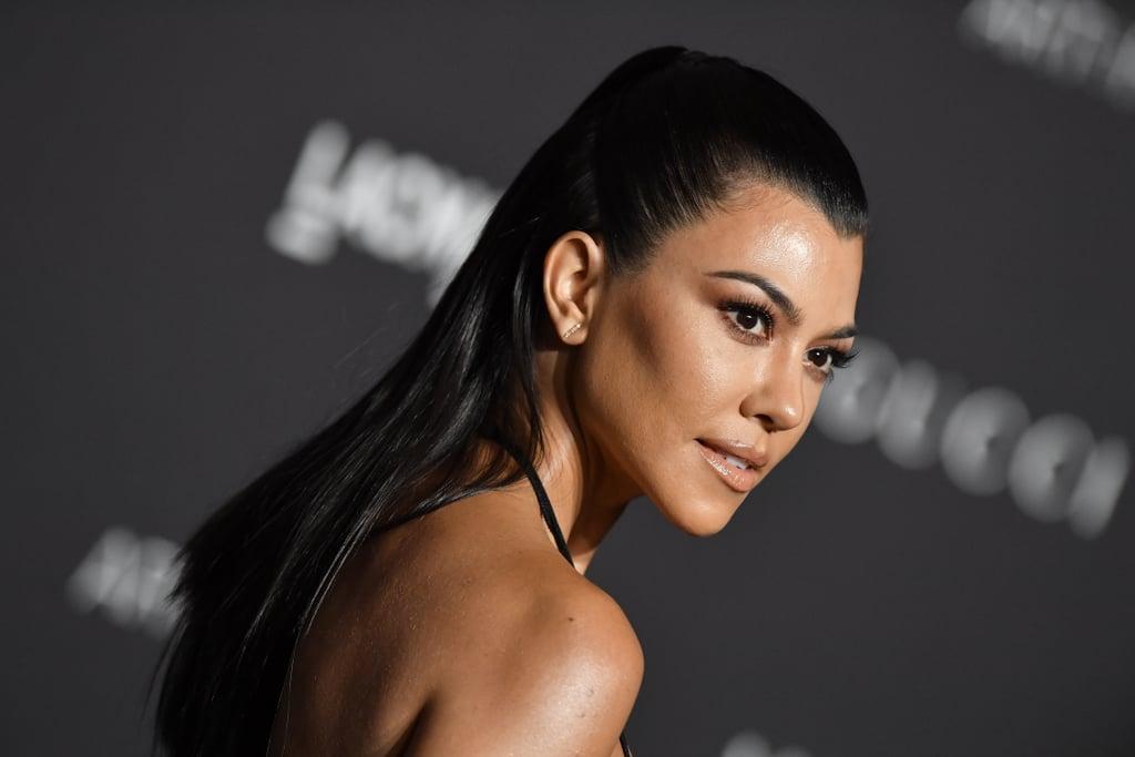 What Beauty Products Does Kourtney Kardashian Use?