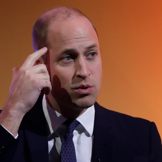 Prince William on How His Kids Affected His Mental Health