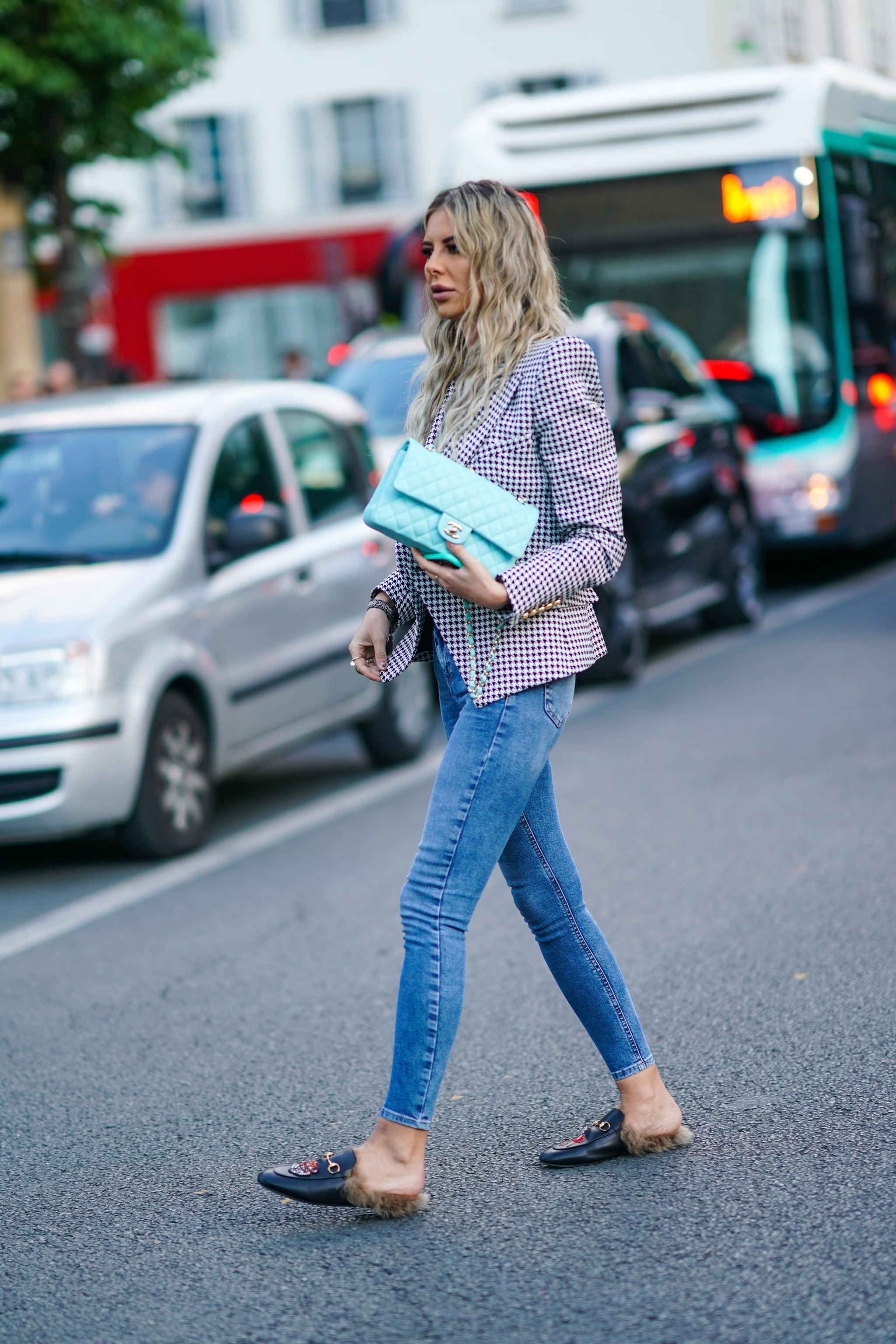 How to Wear Skinny Jeans 2019   POPSUGAR Fashion