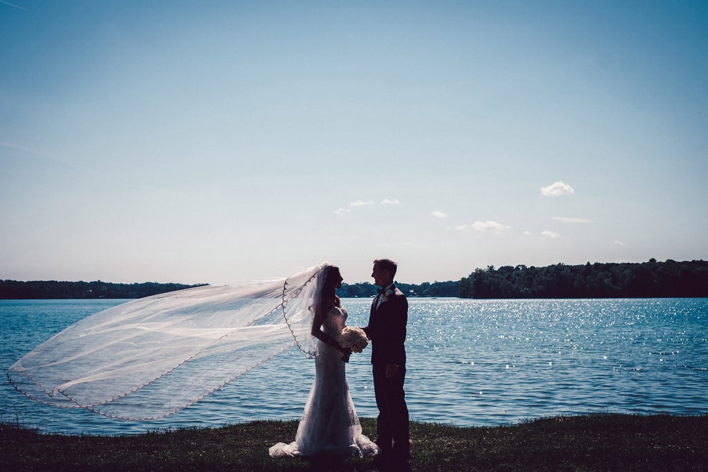 This waterside wedding was one of photographer Jeffrey Lewis Bennett's favorite weddings of 2016.