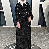 """سارة بولسون في أمسية """"فانيتي فير"""" لحفلة ما بعد جوائز الأوسكار لعام 2020"""