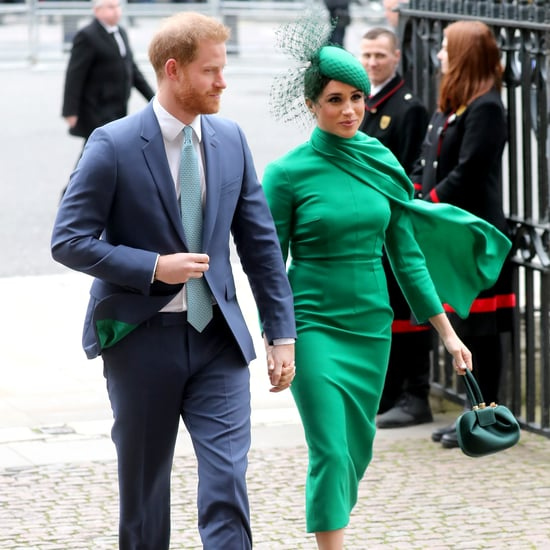 Meghan Markle's Green Dress at Commonwealth Day 2020