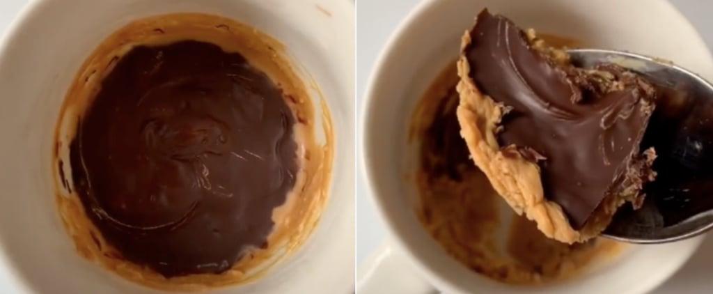 Easy Single-Serve Peanut Butter Cup Recipe