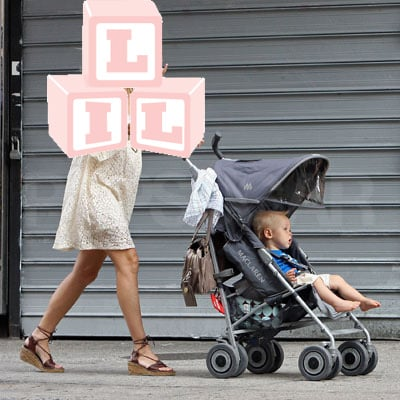 How Celeb Mamas Stroll
