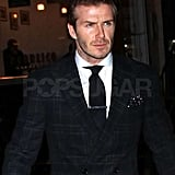 Victoria and David Beckham Dine on Valentine's Day After Lawsuit Disappointment