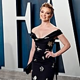 Natalie Dormer at the Vanity Fair Oscars Afterparty 2020