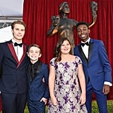 This Is Us Cast at the SAG Awards 2018