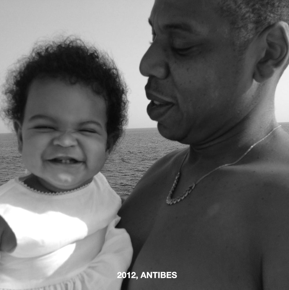 These Pictures of Jay Z in Dad Mode Will Make You Feel Anything but Blue