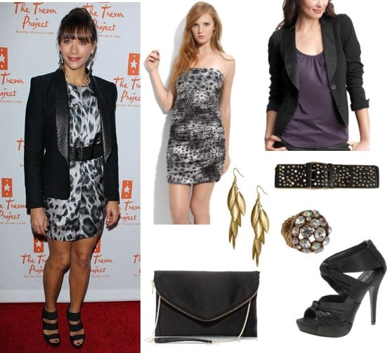 Pictures of Rashida Jones Style