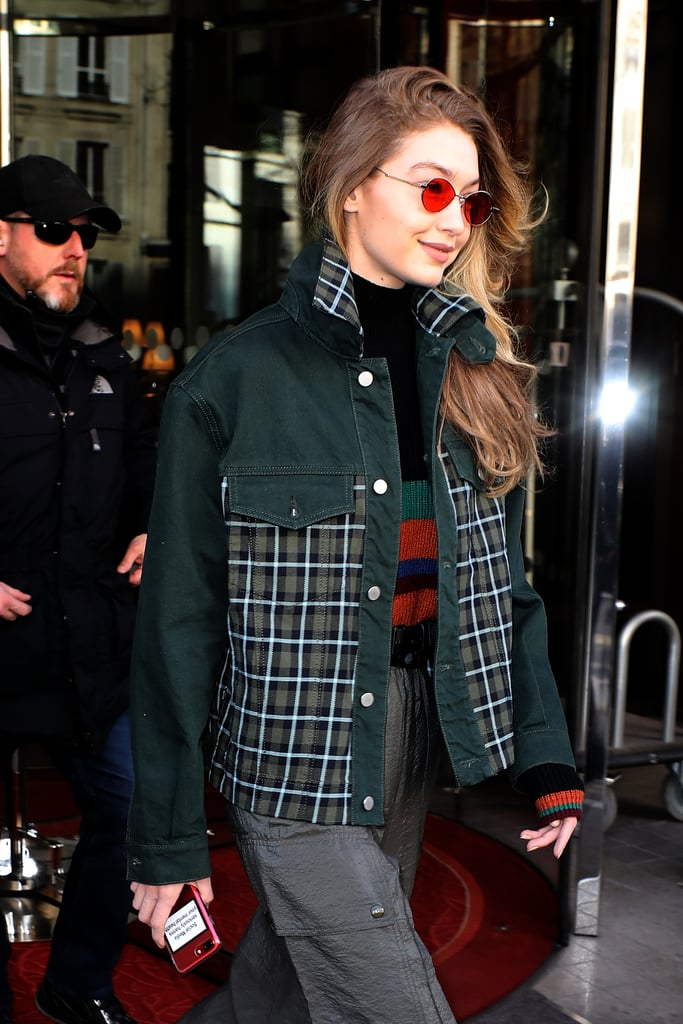 "Gigi Hadid has a complicated relationship with social media. Despite the supportive community of followers that it's granted her — she has 38.9 million Instagram followers, FYI — the 22-year-old model has also spoken out about its harmful repercussions. Gigi is now reinforcing her thoughts about social media with, coincidentally, her latest iPhone case.   ""Social media seriously harms your mental health,"" states Gigi's Urban Sophistication Mental Health Warning iPhone Case ($35). She was photographed with the case during the most recent Fashion Month and has had it on her phone ever since.   If you recall, Gigi actually took a month-long social media hiatus in 2016. ""I'm going to take a break when I feel like it, and when I come back and share it with you, if you want to be supportive and still follow me, I'm so grateful for that,"" she told reporters at a Reebok event. ""I'm so grateful for social media because it's given me so much more in my career, but I also really respect my career without the social media aspect."" In December 2017, Gigi tweeted that she would be taking a week-long technology break ""cause it's good for the soulll."" Though it's ultimately a personal choice, a lot can be learned from Gigi's outlook on social media and the healthy distance she keeps from it.       Related:                                                                                                           Gigi Hadid's Eye-Opening Tweets Will Make You Think Twice Before Commenting on a Model's Weight"