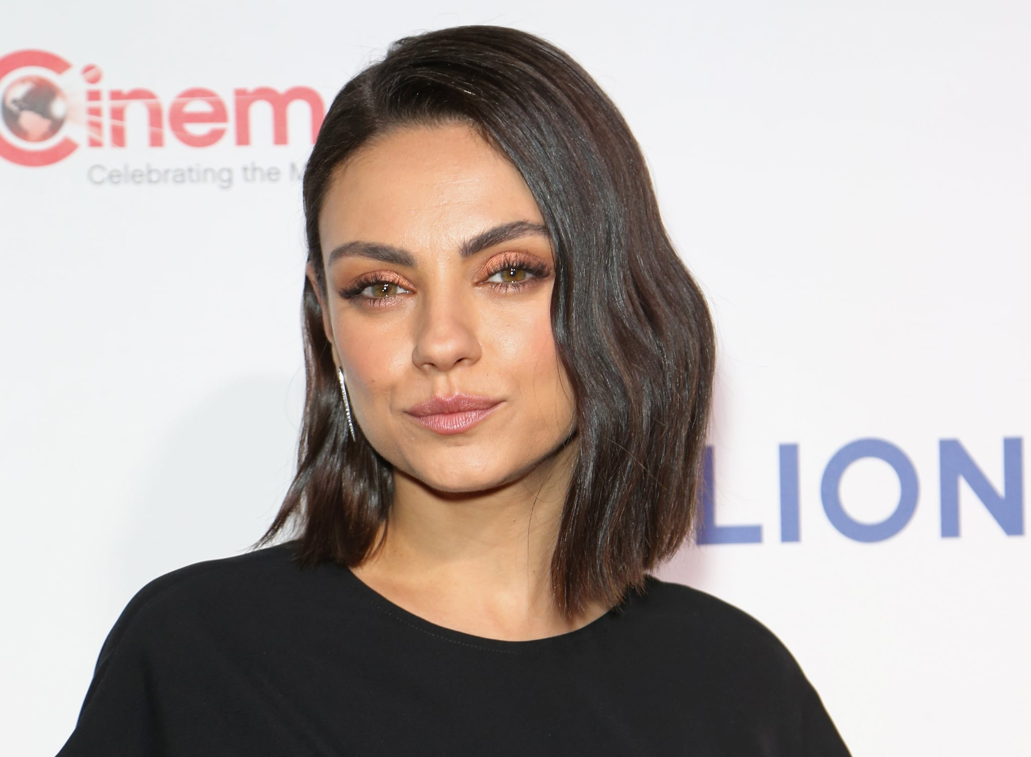 LAS VEGAS, NV - APRIL 26:  Actress Mila Kunis attends CinemaCon 2018 Lionsgate Invites You to An Exclusive Presentation Highlighting Its 2018 Summer and Beyond at The Colosseum at Caesars Palace during CinemaCon, the official convention of the National Association of Theatre Owners, on April 26, 2018 in Las Vegas, Nevada.  (Photo by Gabe Ginsberg/Getty Images)