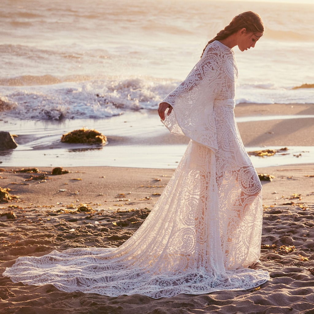Free People Launches a Wedding Collection For the Boho Bride in All of Us