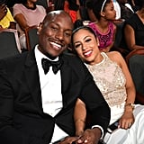 Tyrese and Samantha Lee Gibson