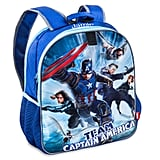 Disney Captain America: Civil War Reversible Backpack