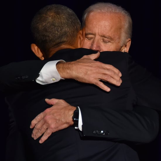 Obama Gives Biden Presidential Medal of Freedom