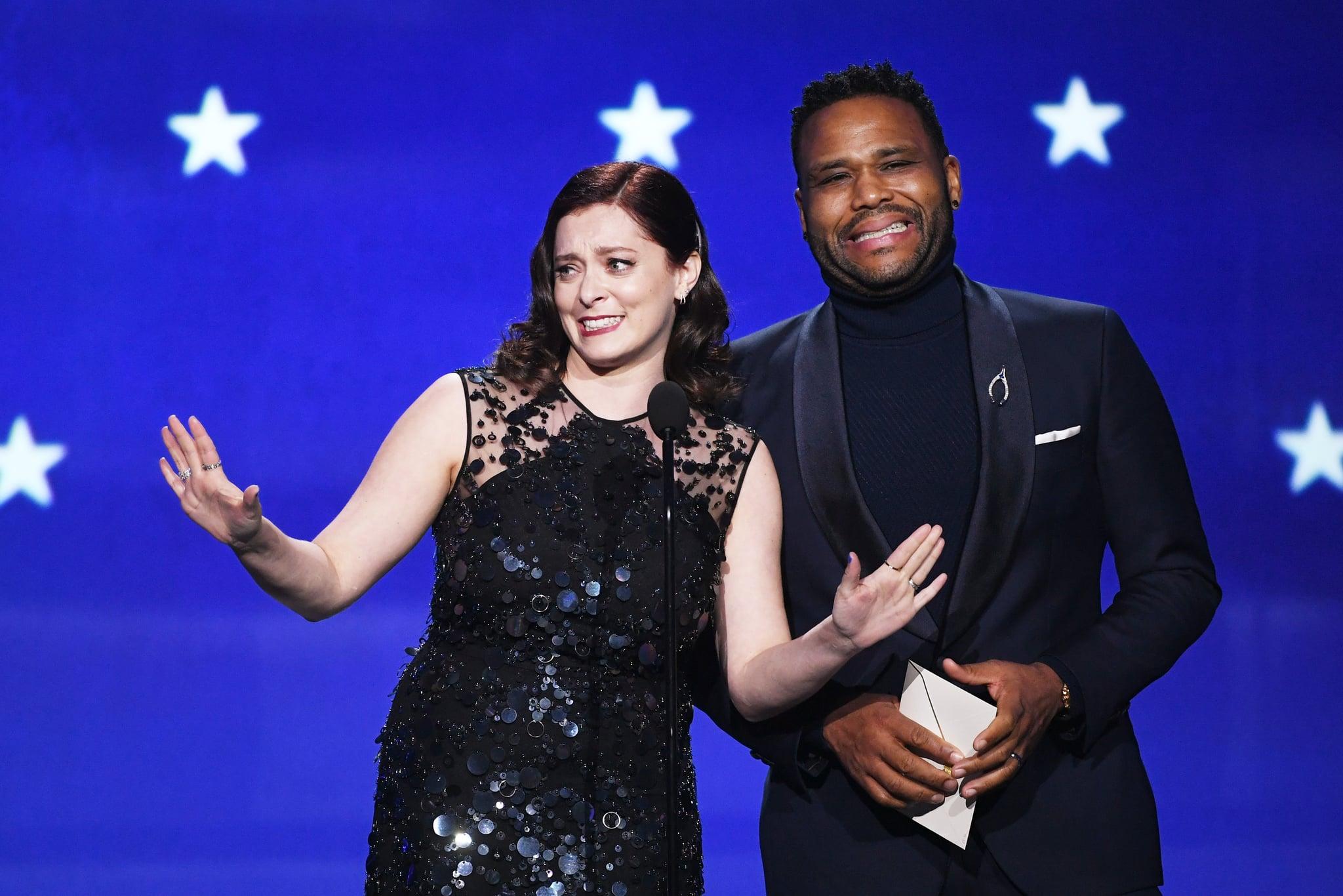Critics' Choice Awards 2018: 'Shape of Water,' 'Big Little Lies' win big!