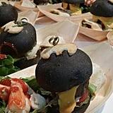 Black Batman burgers