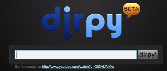 Convert YouTube Videos to MP3s With Dirpy