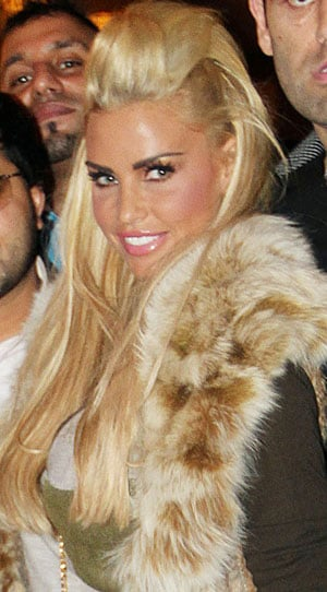 Katie Price Hair