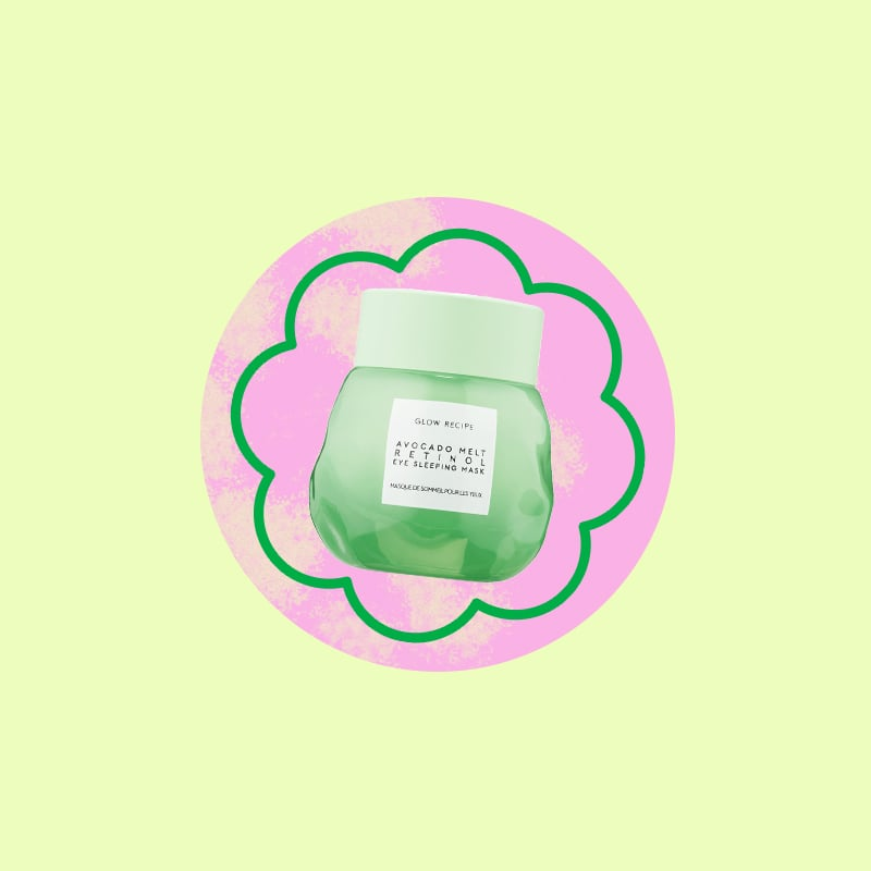 I wasn't much of an eye-cream person until I discovered the Glow Recipe Avocado Melt Retinol Eye Sleeping Mask ($42). I love that it features retinol to really tackle fine lines and have noticed a difference in how moisturized and bright the skin around my eyes is.