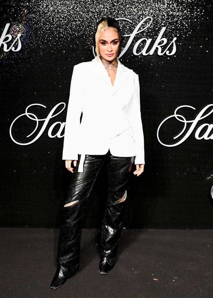 See Kehlani's Best New York Fashion Week Street Style   2021