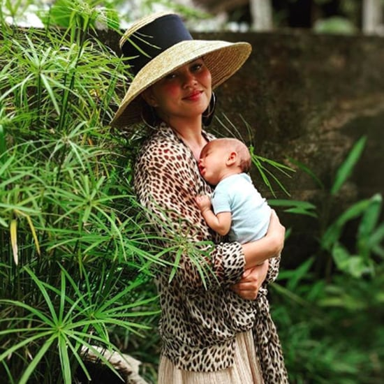 Advice Chrissy Teigen Got Before Having a Second Baby