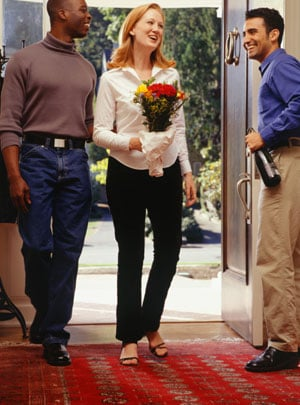 The How-To Lounge: Handling Guests Who Arrive Early