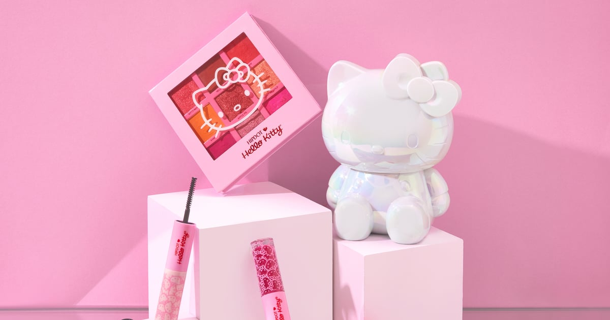 HipDot Is Releasing a Purrrfect Hello Kitty Collection, and We Want Every Single Item