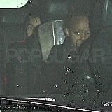 Brad and Angelina Kick Off 2011 by Taking the Kids to Sushi in LA