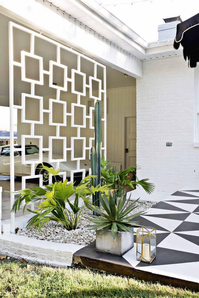Midcentury Modern Carport Trellis Best Outdoor