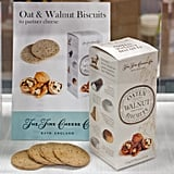 Oat & Walnut Biscuits