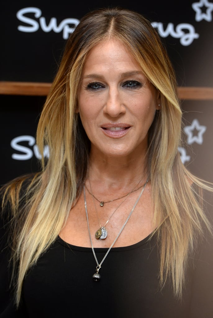 Sarah Jessica Parker Blonde Hair Colour Inspiration For