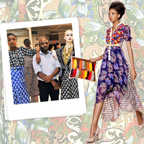 Duro Olowu For JCPenney Interview | Nov. 7, 2012