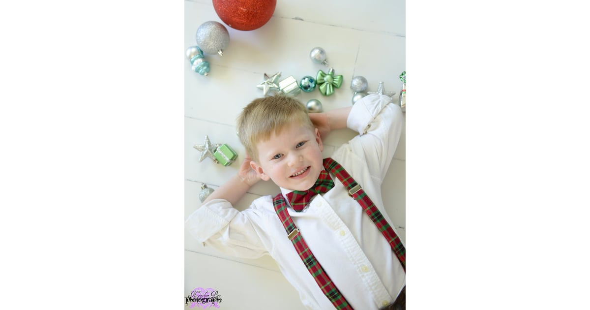 Boys Christmas Bow Tie and Suspender Set | Fun Holiday ...