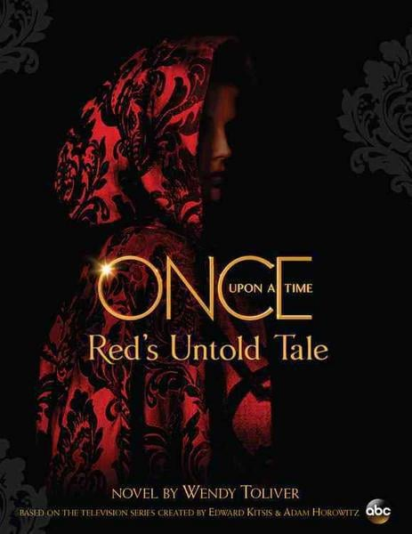 Red's Untold Tale Book ($17)