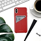 Casetify Leather Case