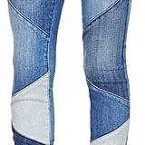 Current/Elliott Patchwork Jeans ($288)
