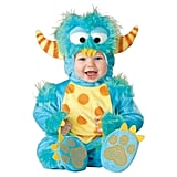 Lil Monster Infant Toddler Costume Blue