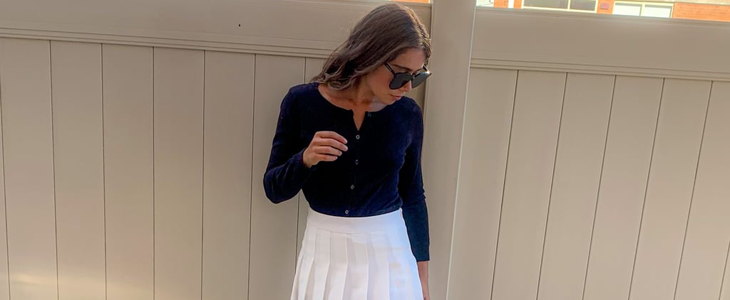 How a Fashion Editor Styles a Tennis Skirt